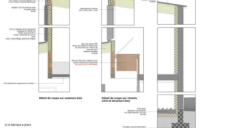 paisseur fondation maison paisseur fondation maison with With good plan de maison neuve 9 maison avec sous sol dans le jura constructeur de