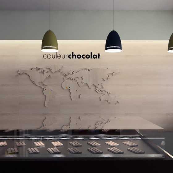 Création d'une Chocolaterie à Nantes (44)