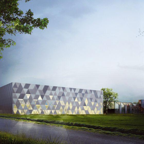 Concours – Construction d'une halle de sport – Beaucouzé (49)