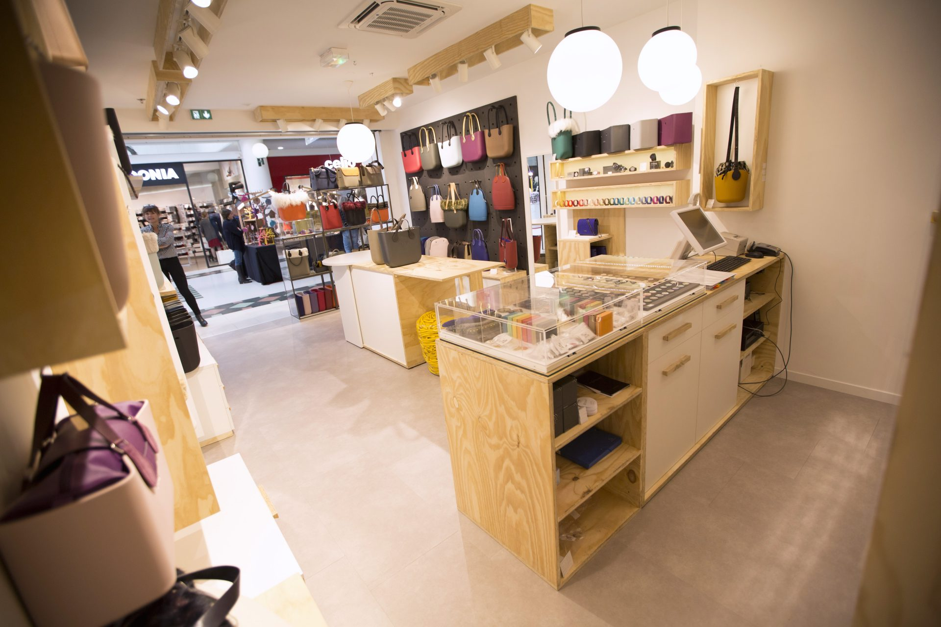 Cr Ation D Une Boutique Obag Nantes La Fabrique Plans