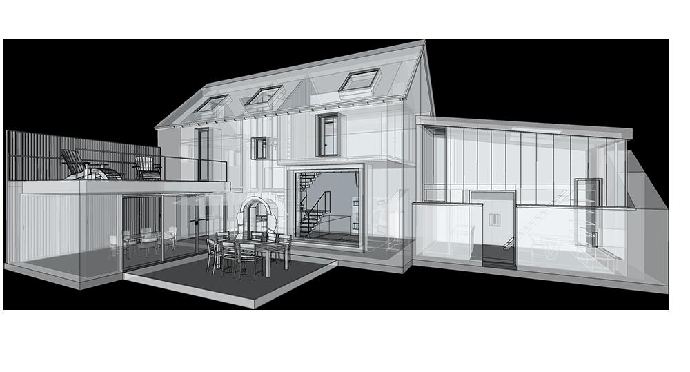 dessinateur maison individuelle avie home. Black Bedroom Furniture Sets. Home Design Ideas