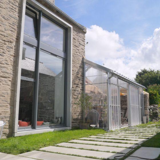Réhabilitation d'une habitation (29)