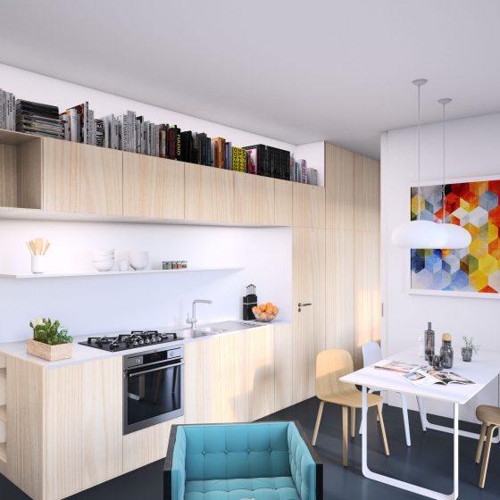 Réaménagement d'un appartement (44)